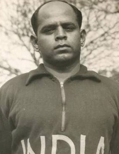 Khashaba Dadasaheb Jadhav Bags Bronze For India