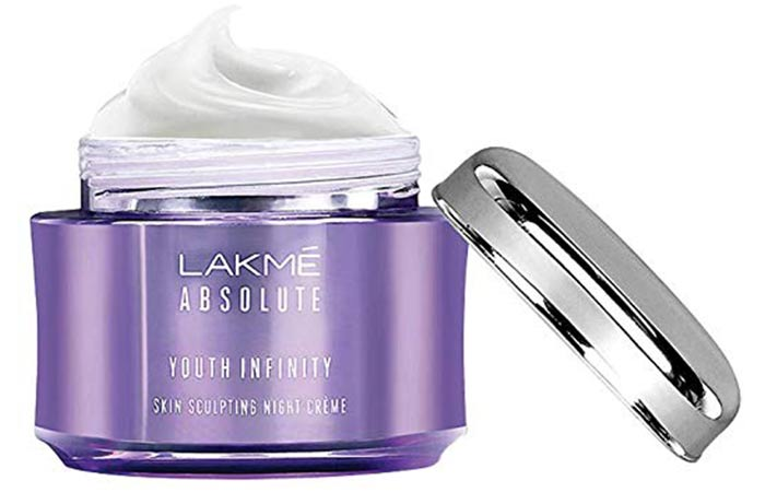 Lakme Youth Infinity Skin Sculpting Night Cream