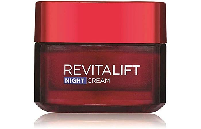 Lateral Revitalift Night Cream