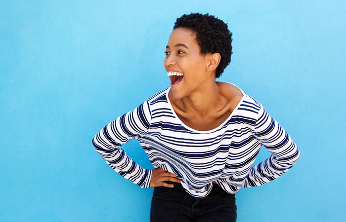 Laughing Can Help You Lose Weight