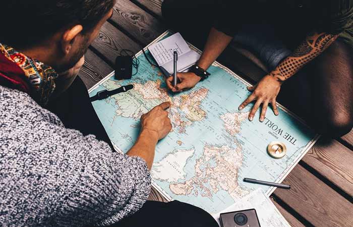 Make Travel Plans Together