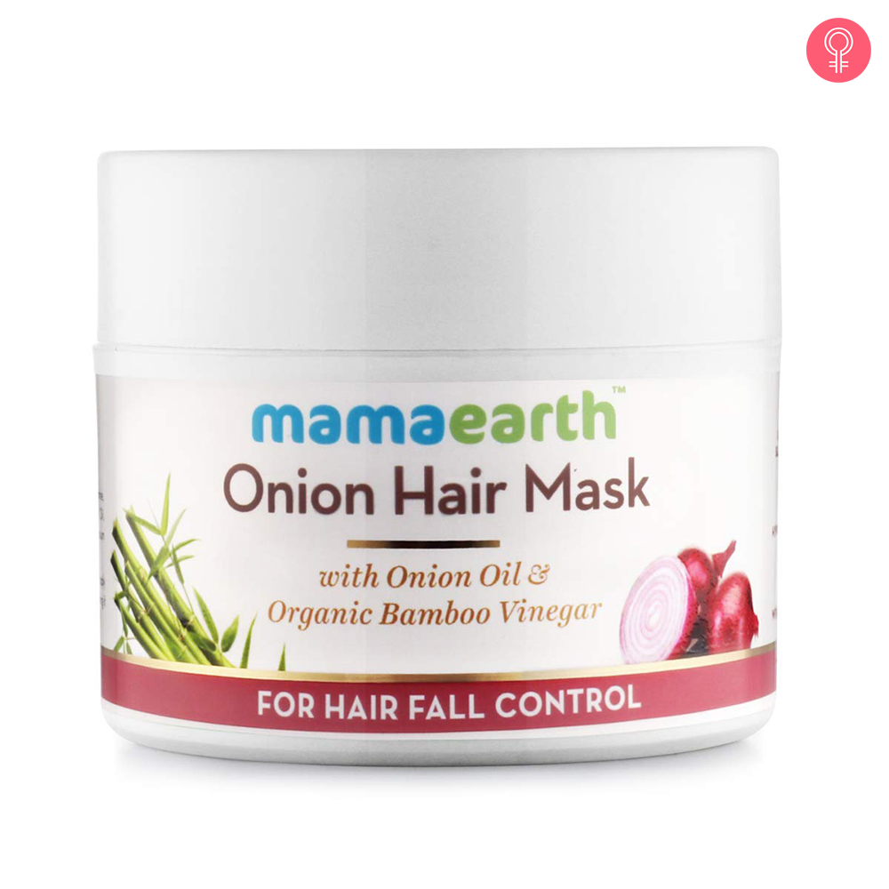 MamaEarth Onion Hair Mask