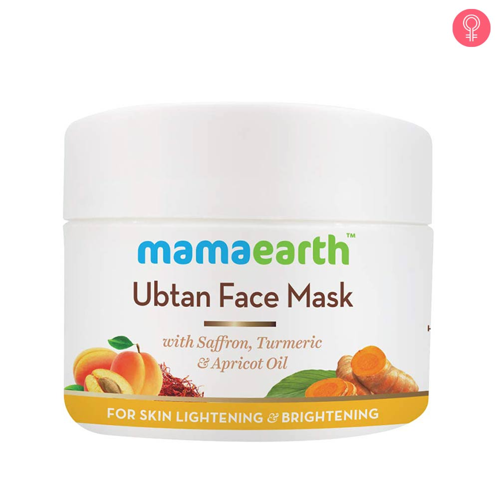 MamaEarth Ubtan Face Mask
