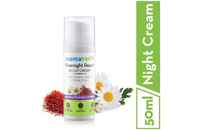 Mamaarth Overnight Repair Night Cream