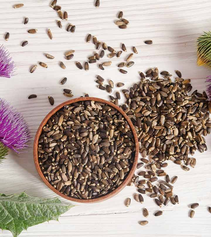 Milk Thistle Benefits and Side Effects in Hindi