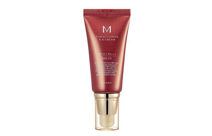 Missha M Perfect Cover BB Korean Cream