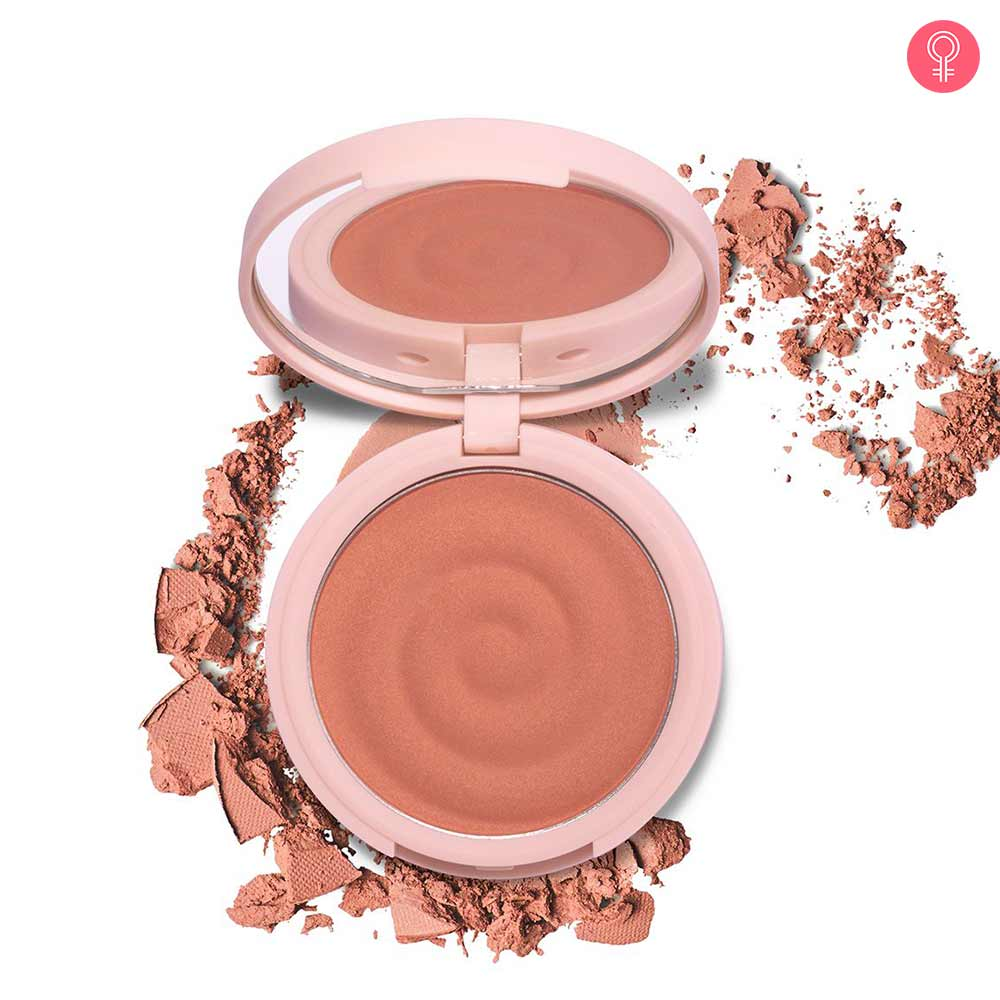 MyGlamm K.PLAY FLAVOURED HIGHLIGHTER – PINK ROSE
