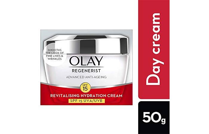 Olay Regenerist Advanced Anti-aging Revitalizing Hydration Cream