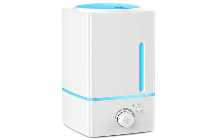 OliveTech Aromatherapy Essential Oil Diffuser Humidifier