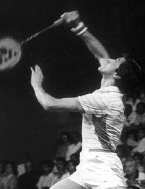 Prakash Padukone Wins In Men's Single All England Open Badminton Championships