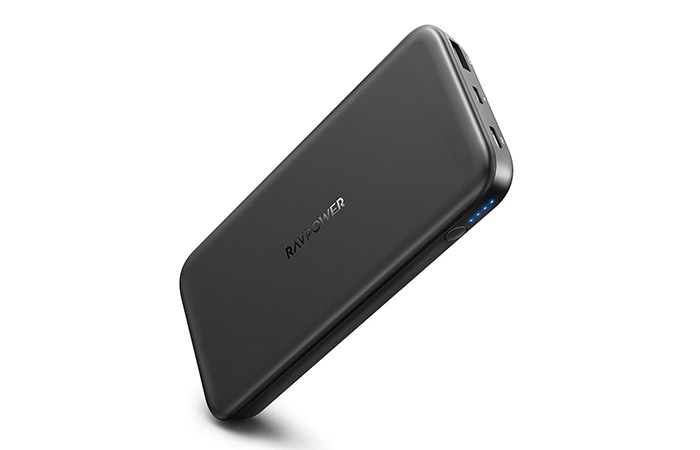 RAVPower 10000mAh Portable Charger For Smartphone