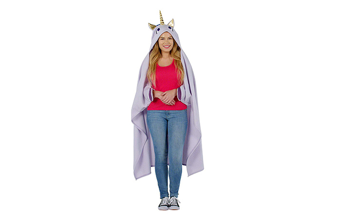 Snuggie Unicorn Blanket For Girls
