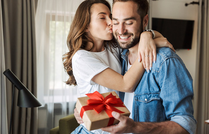 Surprise Them With Little Gifts
