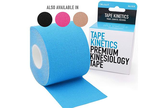 Tape Kinetics Premium Kinesiology Tape