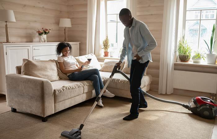 The Homemaker And The Breadwinner