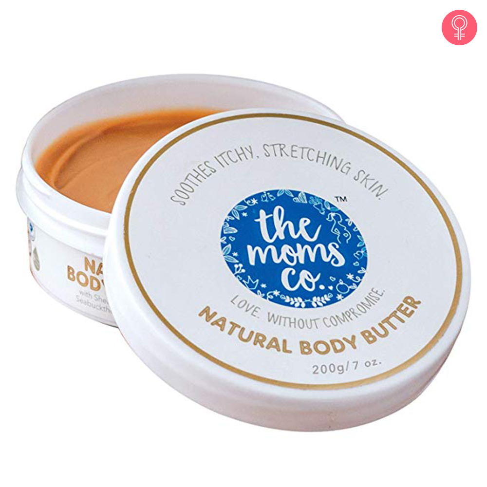 The Moms Co. Natural Body Butter