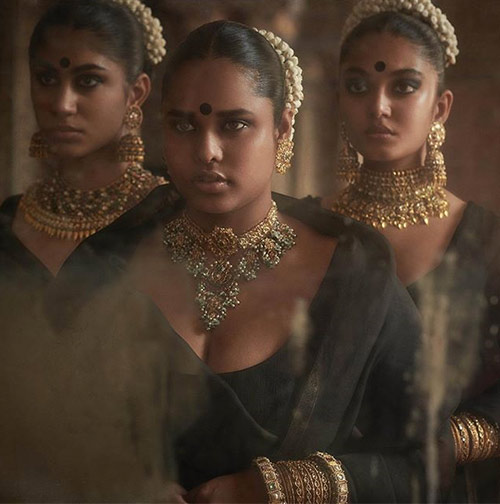 The Sabyasachi Model
