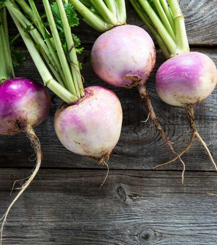 Turnip (Shalgam) Benefits and Side Effects in Hindi