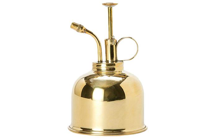 Vintage Brass Mister