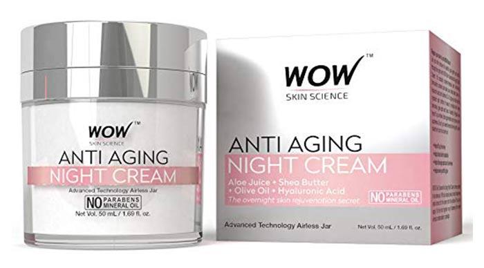 Wao Anti-Aging Night Cream