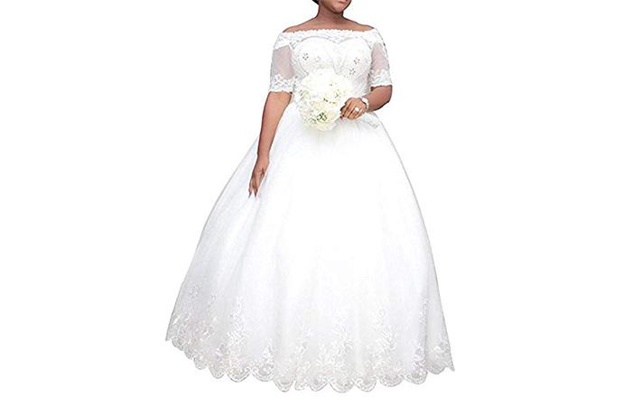 WeddingDazzle Womens