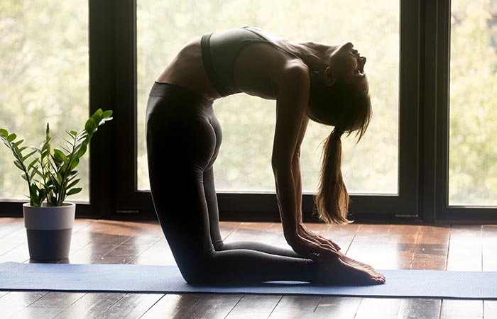Yoga Poses For Anxiety in Hindi