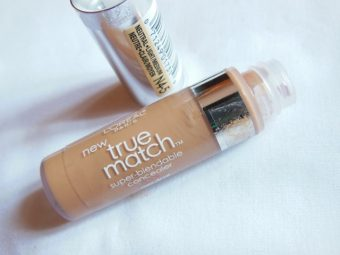 L'Oreal Paris True Match Concealer pic 3-Easy to blend.-By simmi_haswani