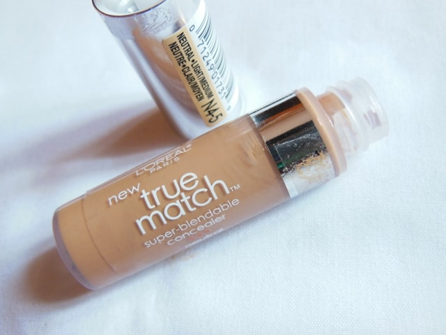 L'Oreal Paris True Match Concealer-Easy to blend.-By simmi_haswani-3
