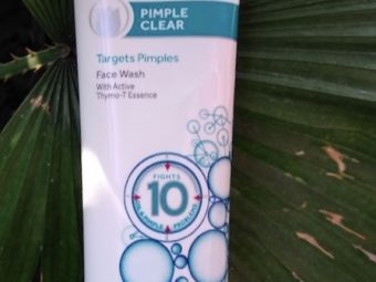 Ponds Pimple Clear Face Wash pic 10-Pimple clearing.-By simmi_haswani