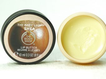 The Body Shop Shea Lip Butter -My fav lip butter-By sparklingbeutii
