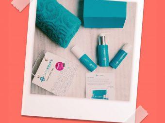 SkinKraft – Customized Skin Care Regimen -Literally quenches my skin thirst-By jinal_naik1