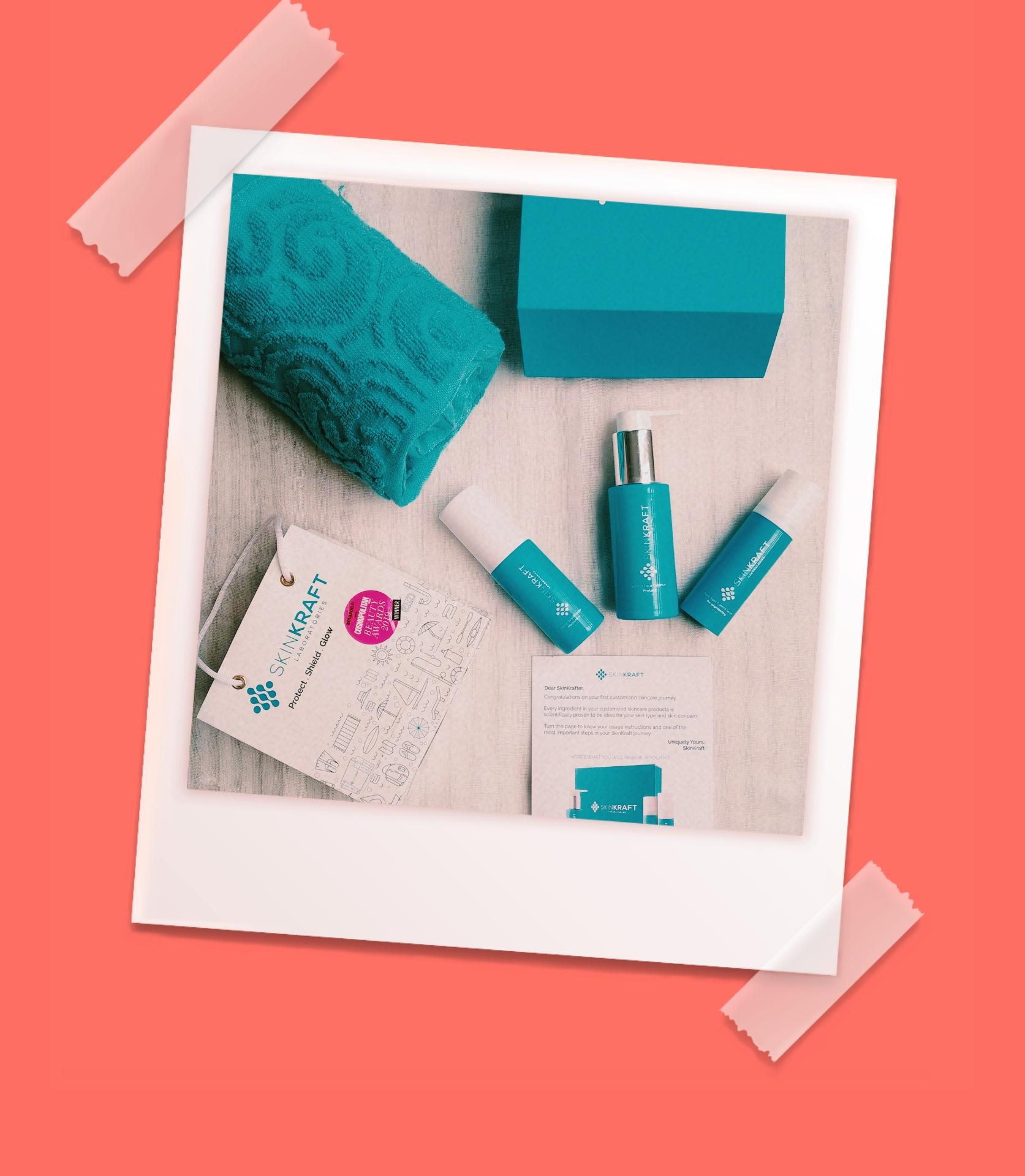 SkinKraft – Customized Skin Care Regimen-Literally quenches my skin thirst-By jinal_naik1