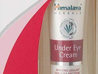 Himalaya Herbals Under Eye Cream pic 2-Reduces puffiness-By simmi_haswani