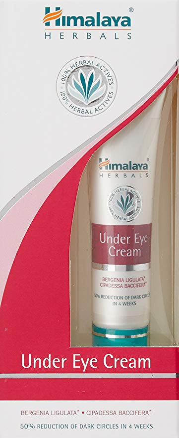 Himalaya Herbals Under Eye Cream pic 2-Reduces puffiness-By simmi_haswani