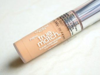 L'Oreal Paris True Match Concealer pic 6-Easy to blend.-By simmi_haswani
