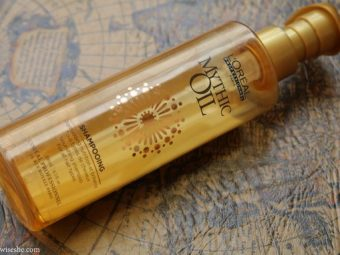 L'Oreal Professionnel Mythic Oil Shampoo pic 3-Controls frizz.-By simmi_haswani