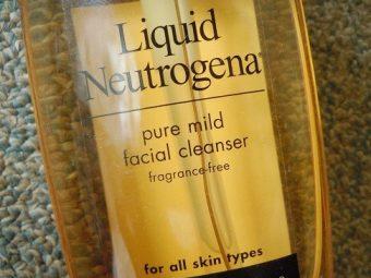 Neutrogena Deep Clean Facial Cleanser pic 7-Deep clean.-By simmi_haswani