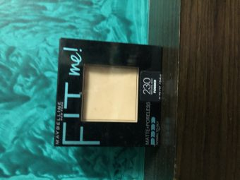 Maybelline Fit Me Matte And Poreless Powder pic 1-Best compressed compact from maybelline fit me range..-By divyakiran