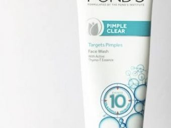 Ponds Pimple Clear Face Wash pic 12-Pimple clearing.-By simmi_haswani