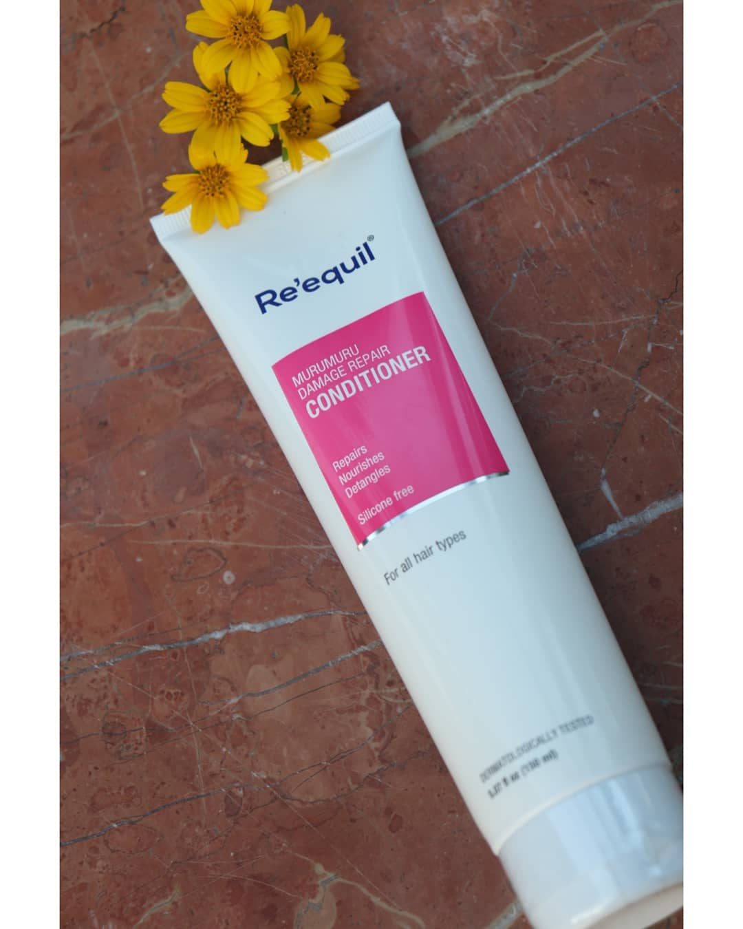 Re'equil Murumuru Damage Repair Conditioner-Amazing product, makes my hair so soft and shiny-By niharikadubey-2