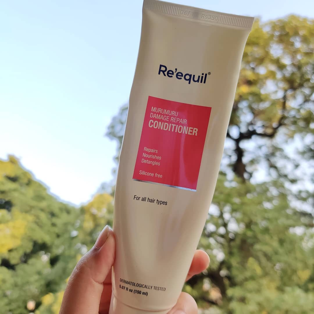 Re'equil Murumuru Damage Repair Conditioner-Amazing product in this price range-By lipi_joshipura-1