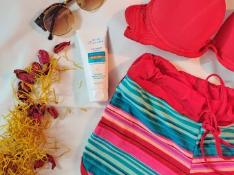 Derma Essentia Sunscreen Gel pic 1-Non-sticky and long lasting with spf 50-By garima.sharma28