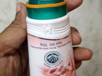 Himalaya Herbals Refreshing Fruit Pack pic 1-Works for me-By Nasreen