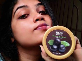 WOW Skin Science Amazon Rainforest Acai Scrub pic 1-Scrub gently-By beautyhacks_4all