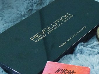 Makeup Revolution Blush Palette -All in one palette-By ariba