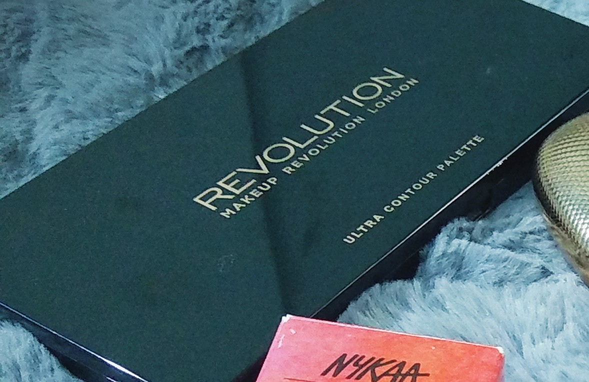 Makeup Revolution Blush Palette-All in one palette-By ariba