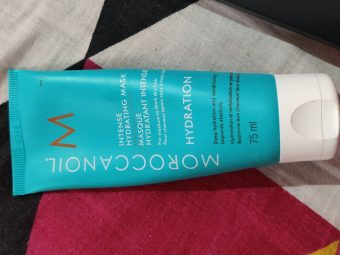 Moroccanoil Moisture Repair Shampoo -Little Overpriced but good product !!-By qwerty12345