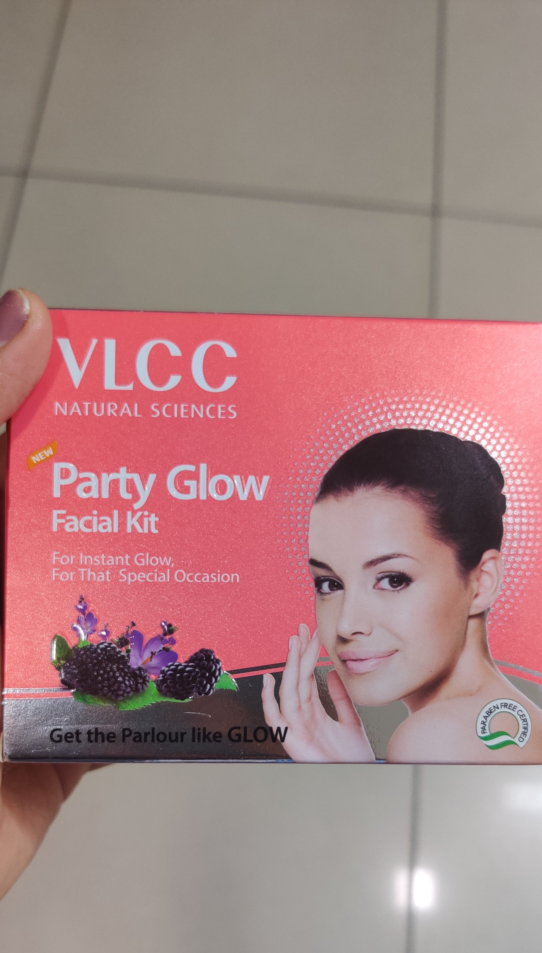 VLCC Pearl Facial Kit-Facial Kit !!-By qwerty12345