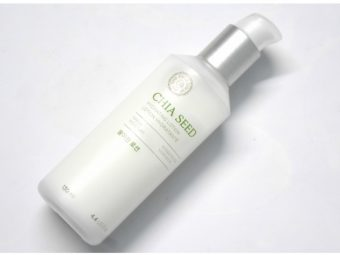 The Face Shop Chia Seed Hydrating Lotion -Chia seed Natural Cream-By madhuri_tripathi