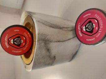 The Body Shop Born Lippy Pot Lip Balm Strawberry -Cult lip moisture in a pot-By apekshap